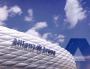 Arena One   business club in the allianz arena